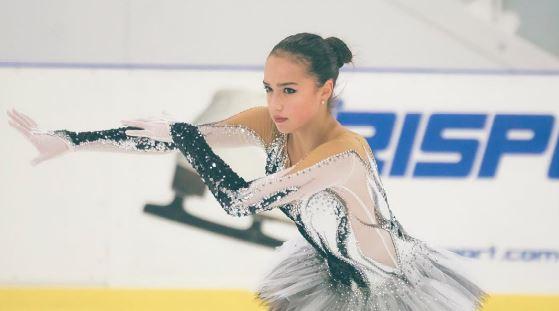 先日初来日したロシアのアリーナ・ザギトワ選手15歳。そんなザギトワ選手、今シーズンのSPの衣装が羽生結弦選手の衣装をリスペクト?